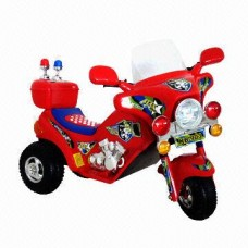 Battery Operated Police Motorcycle-CXCTOYS-CYPRUS
