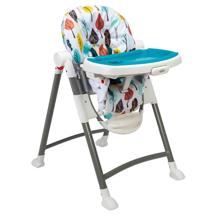 Graco Contempo High Chair Lake   CXC Toys & Babies