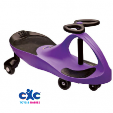 Wiggle Car (purple) plasma car cyprus