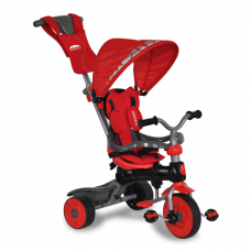 tricycles for children skidoo 3 in 1 CXC Toys & Babies (red)