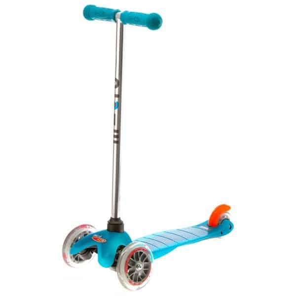 mini micro scooter aqua cxc toys babies. Black Bedroom Furniture Sets. Home Design Ideas