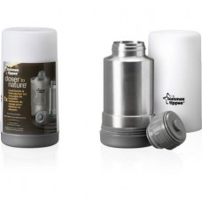 Tommee Tippee Closer to Nature Travel Bottle and Food Warmer Set-CXCTOYS-CYPRUS