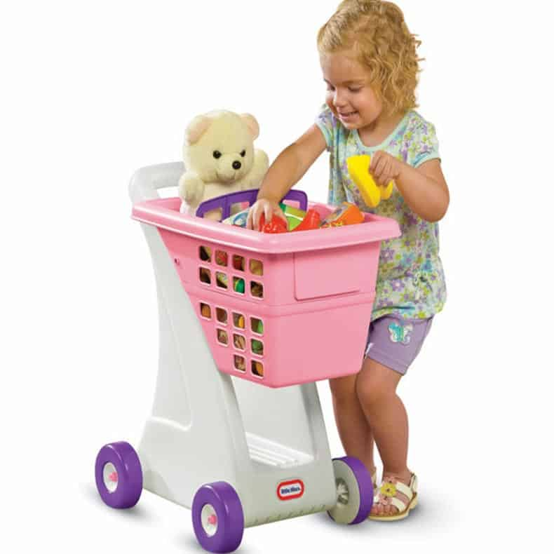 Little Tikes Cyprus Pink Shopping Cart Cxc Toys Amp Babies