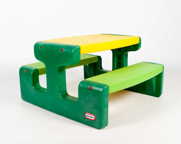Large Picnic Table Evergreen Cxc Toys Amp Babies