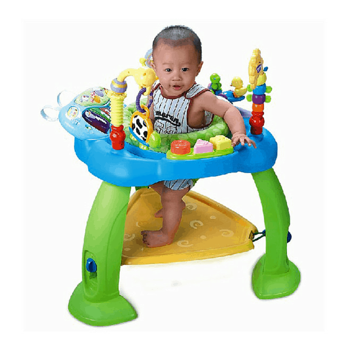 Baby Bouncer Dog Video