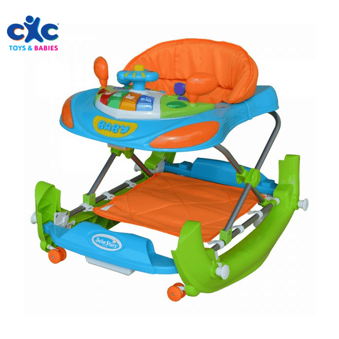 Baby Walker Safari Jeep 2 In 1 Cxc Toys Amp Babies