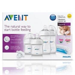 Avent Natural Newborn Starter Set-CXCTOYS-CYPRUS