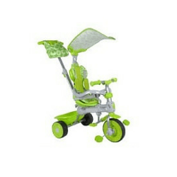 kids tricycle comfort 3 in 1 CXC Toys & Babies (green) 2