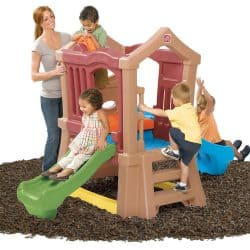 play up double slide climber-cxctoys-cyprus