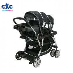Graco Ready2Grow-stroller-double-cxctoys-limassol-cyprus