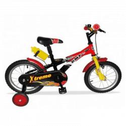 "12"" Xtreme Black-red"
