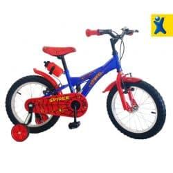 spiderman bike for kids cyprus