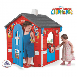 Mickey Mouse Clubhouse Playhouse-cxctoys-limassol-cyprus