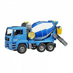 Bruder - MAN TGA Cement Mixer-cxctoys-limassol-cyprus
