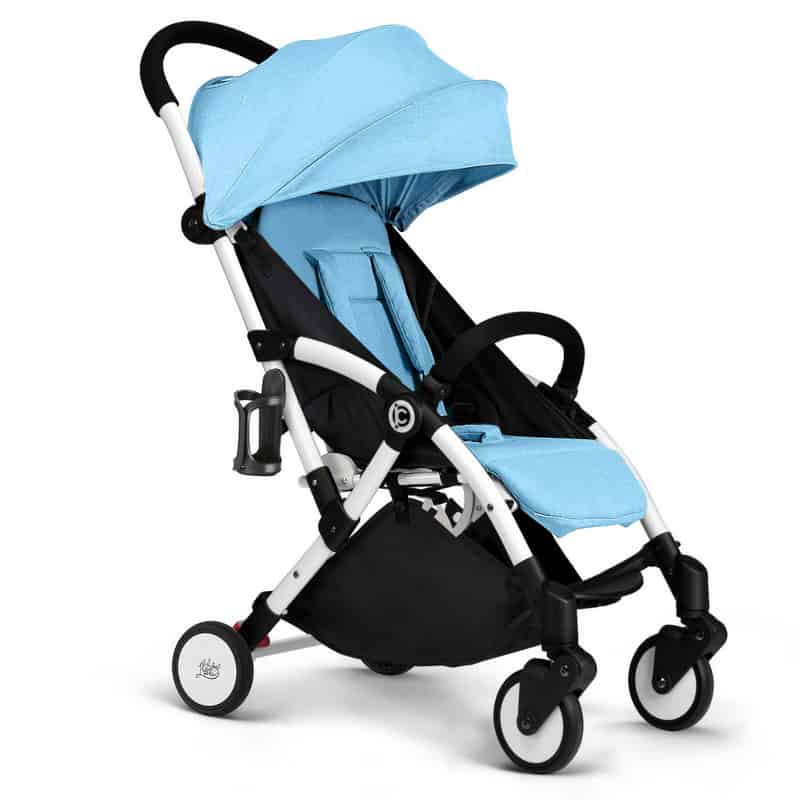 Compact Travel Stroller Sky Blue