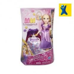 Rapunzel -Layer 'n Style Doll-cxctoys-limassol-cyprus