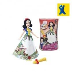 White Shimmer Doll-cxctoys-limassol-cyprus