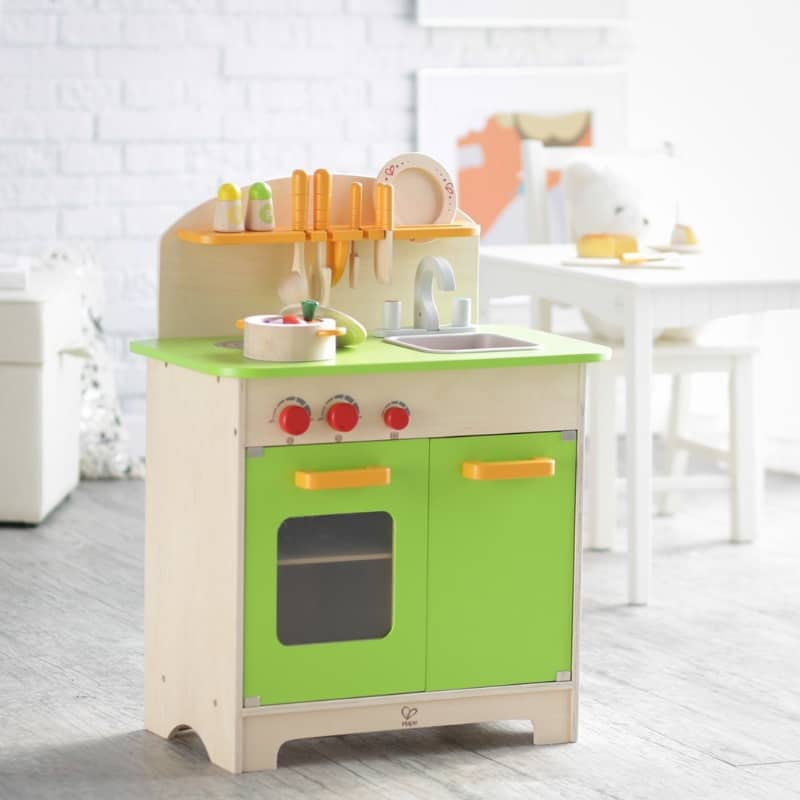 Hape - Gourmet Kitchen Green