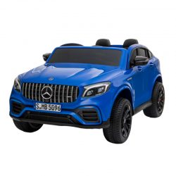 Mercedes Benz AMG GLC63S COUPE blue