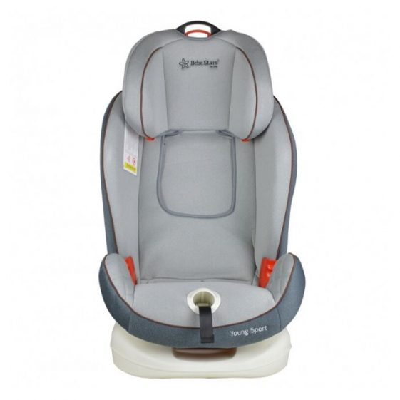 Car Seat Young Sport Grey-cxctoys-limassol-cyprus