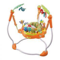 Baby Love - Happy Jungle Jumperoo - Orange-cyprus